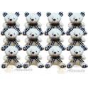 Ursos - kit com 12