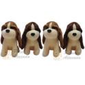 Cachorro foffys kit com 2
