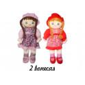 Kit: 2 Bonecas