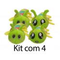 Kit: 2 Centopeias