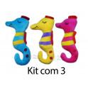 Cavalo Kit Com 3
