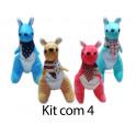 Kit: 4 Animais Sortidos nº5