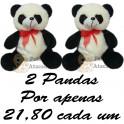 Panda kit com 2