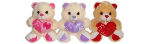 Ursos para cesta